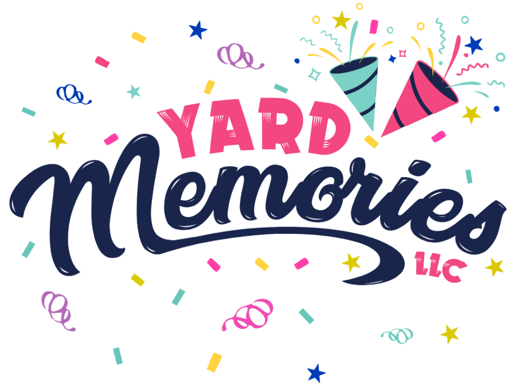 Yard Memories LLC home page header logo | yardmemories.com